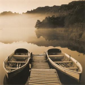 Tranquil Mist II by Peter Adams