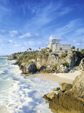 Tulum, Yucatan Peninsula, Mexico by Peter Adams