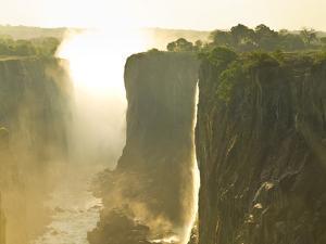 Victoria Falls, Zambia by Peter Adams