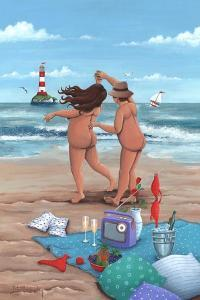Beach Dance Variant 1 by Peter Adderley