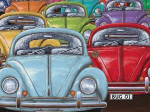 Colourful Bugs by Peter Adderley