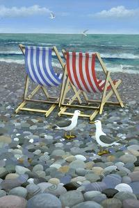 Deck Chairs by Peter Adderley