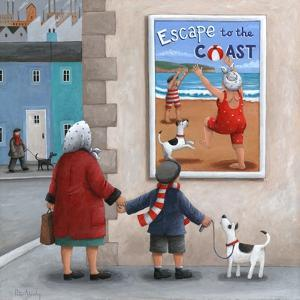 Escape to the Coast 2 by Peter Adderley