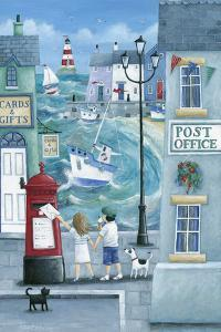 Harbour Post by Peter Adderley