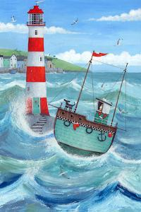 Lighthouse by Peter Adderley