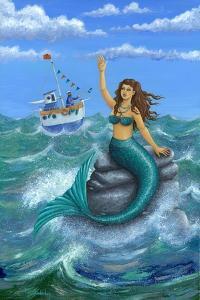 Mermaid by Peter Adderley
