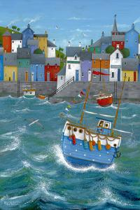Quayside by Peter Adderley