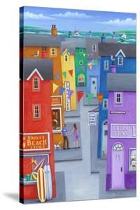 Rainbow Town by Peter Adderley
