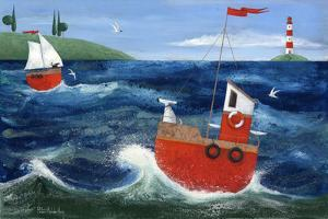Ship Ahoy by Peter Adderley