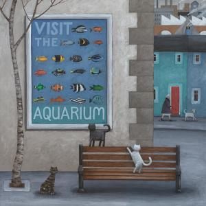 Visit the Aquarium by Peter Adderley