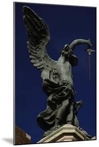 Archangel Michael, 1753 by Peter Anton Von Verschaffelt