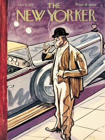 The New Yorker Cover - January 17, 1931