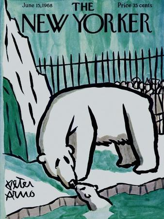 The New Yorker Cover - June 15, 1968