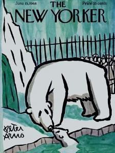 The New Yorker Cover - June 15, 1968 by Peter Arno