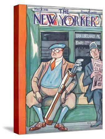 The New Yorker Cover - May 31, 1930