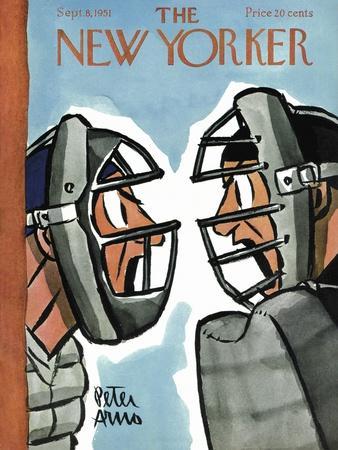 The New Yorker Cover - September 8, 1951