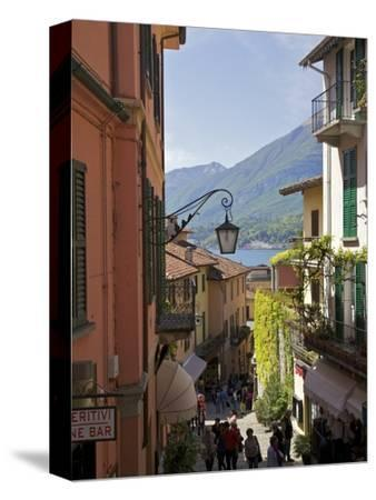 Backstreets of Bellagio, Lake Como, Lombardy, Italian Lakes, Italy, Europe