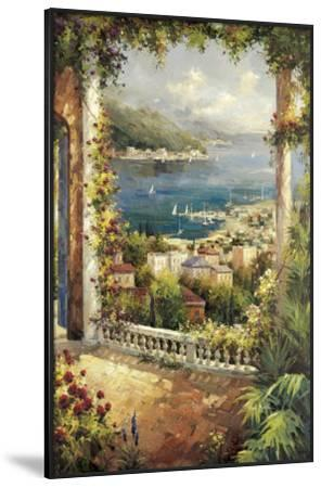 Bougainvillea Archway by Peter Bell