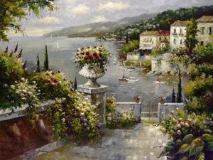 Capri Vista II by Peter Bell