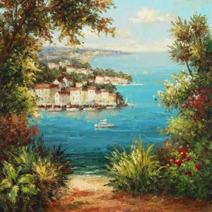 Harbor Outlook by Peter Bell