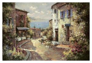 Levanto Hideaway by Peter Bell