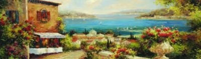 Marina Di Leuca I Panel by Peter Bell