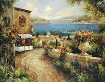 Marina di Leuca I by Peter Bell