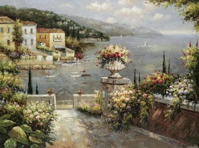 Marina Vista II by Peter Bell