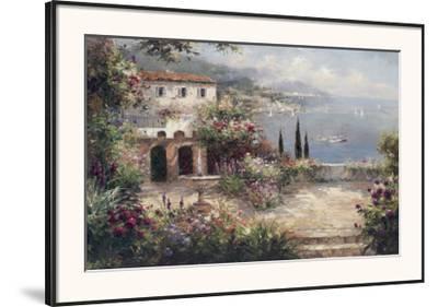 Mediterranean Villa by Peter Bell