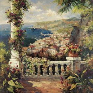 View From The Terrace by Peter Bell