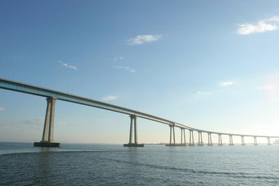 San Diego-Coronado Bridge, San Diego, California, USA