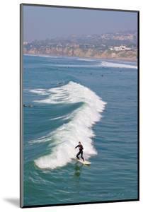 Surfers, Pacific Beach, San Diego, California, USA by Peter Bennett