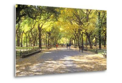 The Mall, Central Park, Manhattan, New York, USA