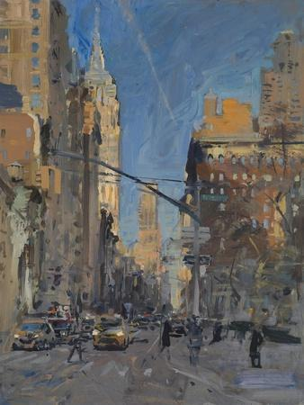 5th Avenue from Madison Square, 2017