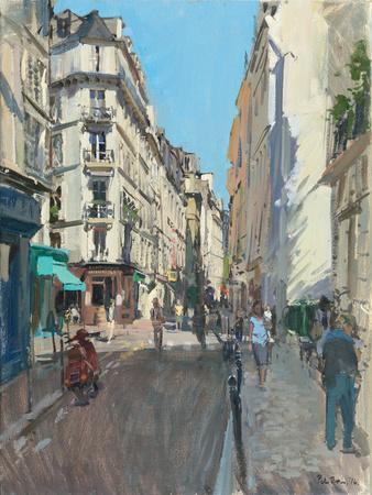 Rue Saint-Andr�es Arts, 2014