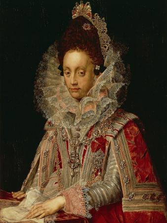 Portrait of the Duchess Magdalena, C.1613