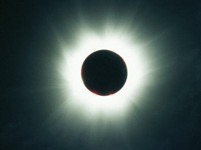 A Total Solar Eclipse Takes Place in France