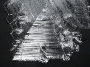Fragile Ice Crystals Hang in Warren Cave by Peter Carsten