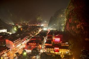 Surrounded by Karst Peaks, Yangshuo Has Become a Resort Destination by Peter Carsten