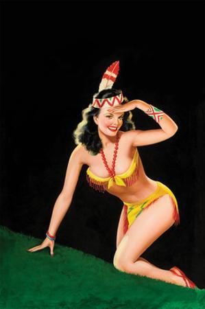Beauty Parade Magazine; Dancin' Dynamite