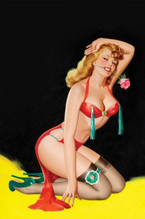 Beauty Parade Magazine; Rose