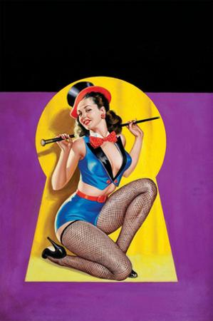 "Whisper Magazine; ""Keyhole Dancer"""