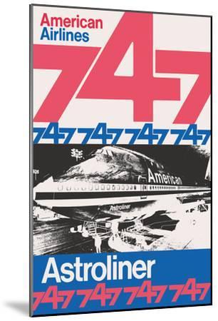 "TWA Airline  8.5/"" X 11/"" Travel Poster BOSTON"