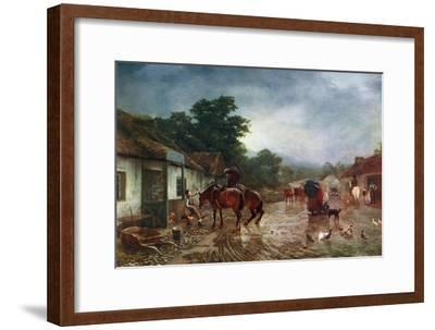 A Rainy Day, 1870