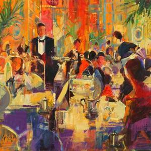 Afternoon at the Ritz by Peter Graham