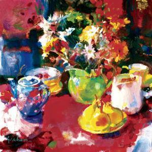 Afternoon Tea by Peter Graham
