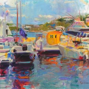 Bermuda Yachts by Peter Graham
