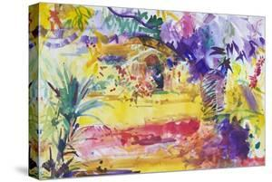 Gauguin's Garden, 2011 by Peter Graham