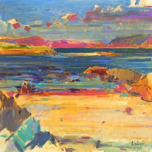 Iona to Mull, 2012 by Peter Graham