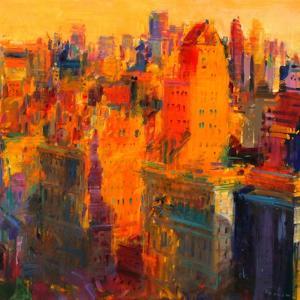 Manhattan, 2011 by Peter Graham